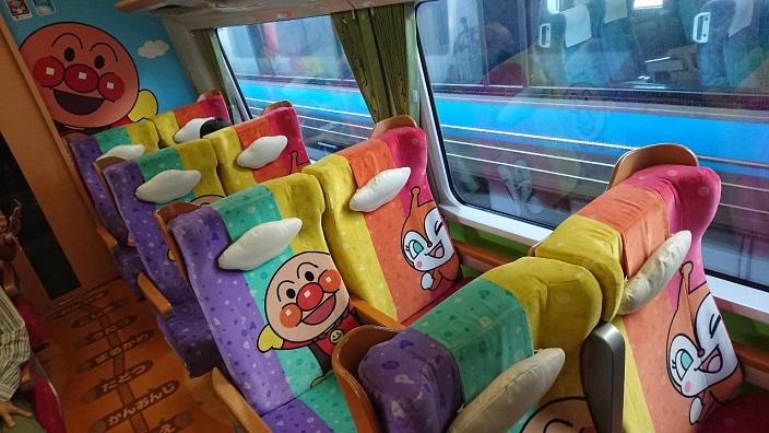 202109アンパンマン列車 (5)