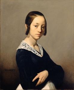 ルイーズ・アントワネット・フュラウドの肖像