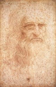 レオナルド・ダ・ヴィンチの自画像