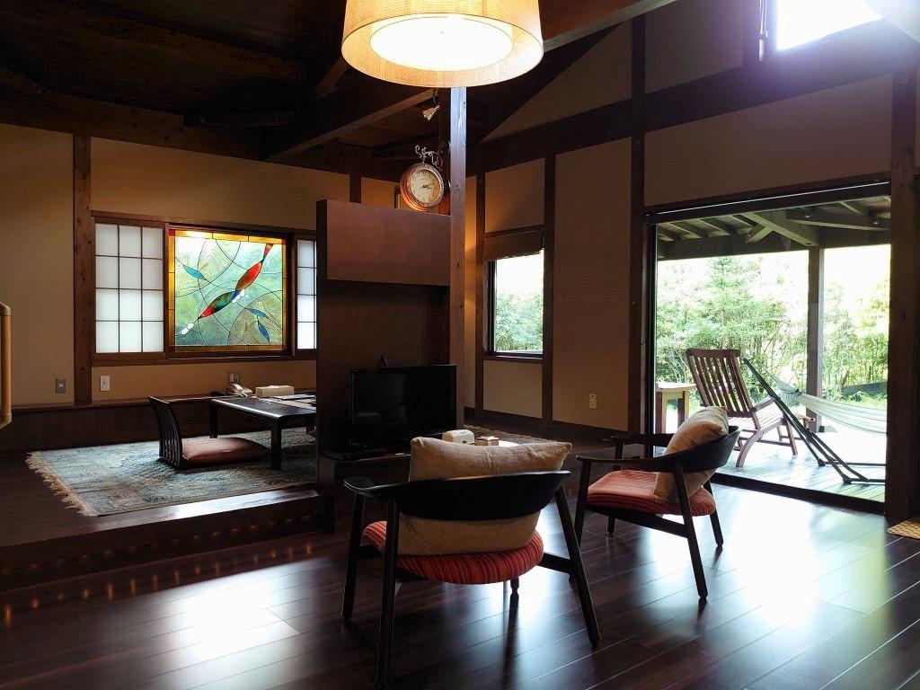 大分☆竹田の宿「フリューゲル久住」大自然の中で贅沢時間を!スイート離れ10棟のおこもりリゾート