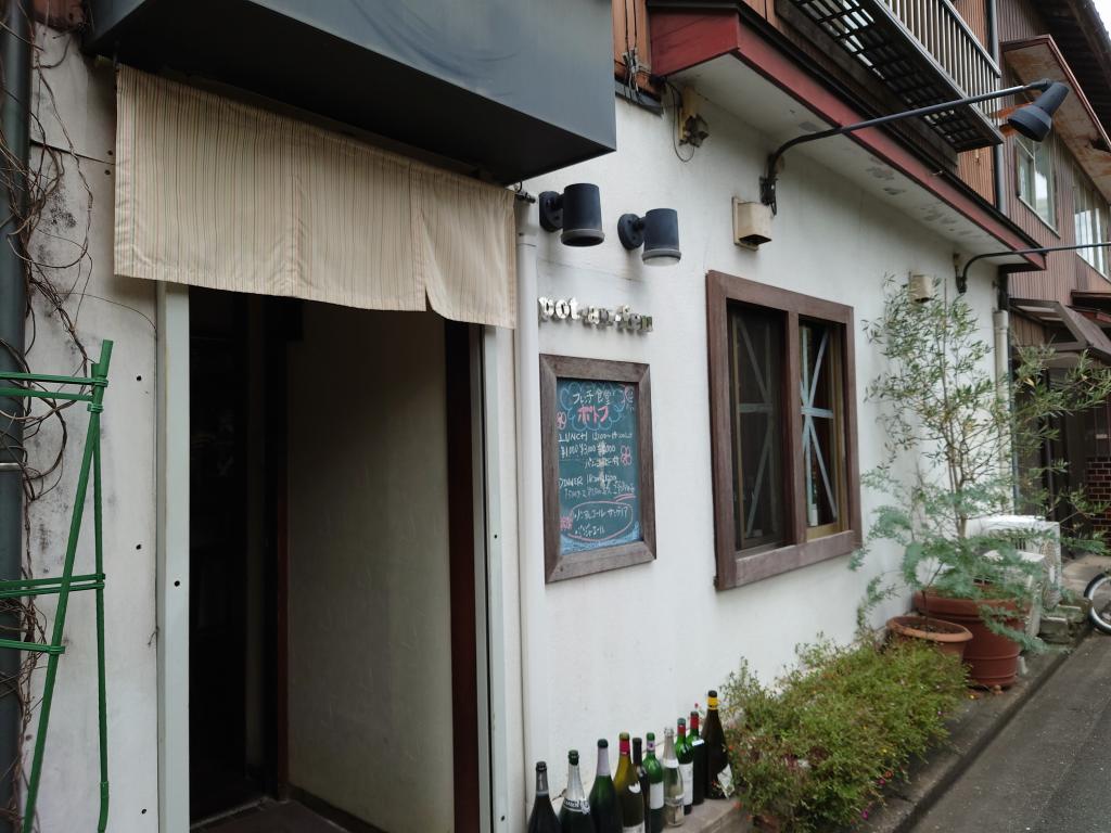 「ポトフ(北九州市小倉北区)」隠れ家的フレンチレストランで充実ランチ!デザートもぜひ。